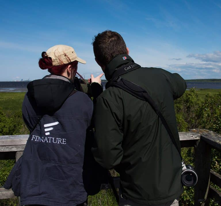 Private Bird watching tours
