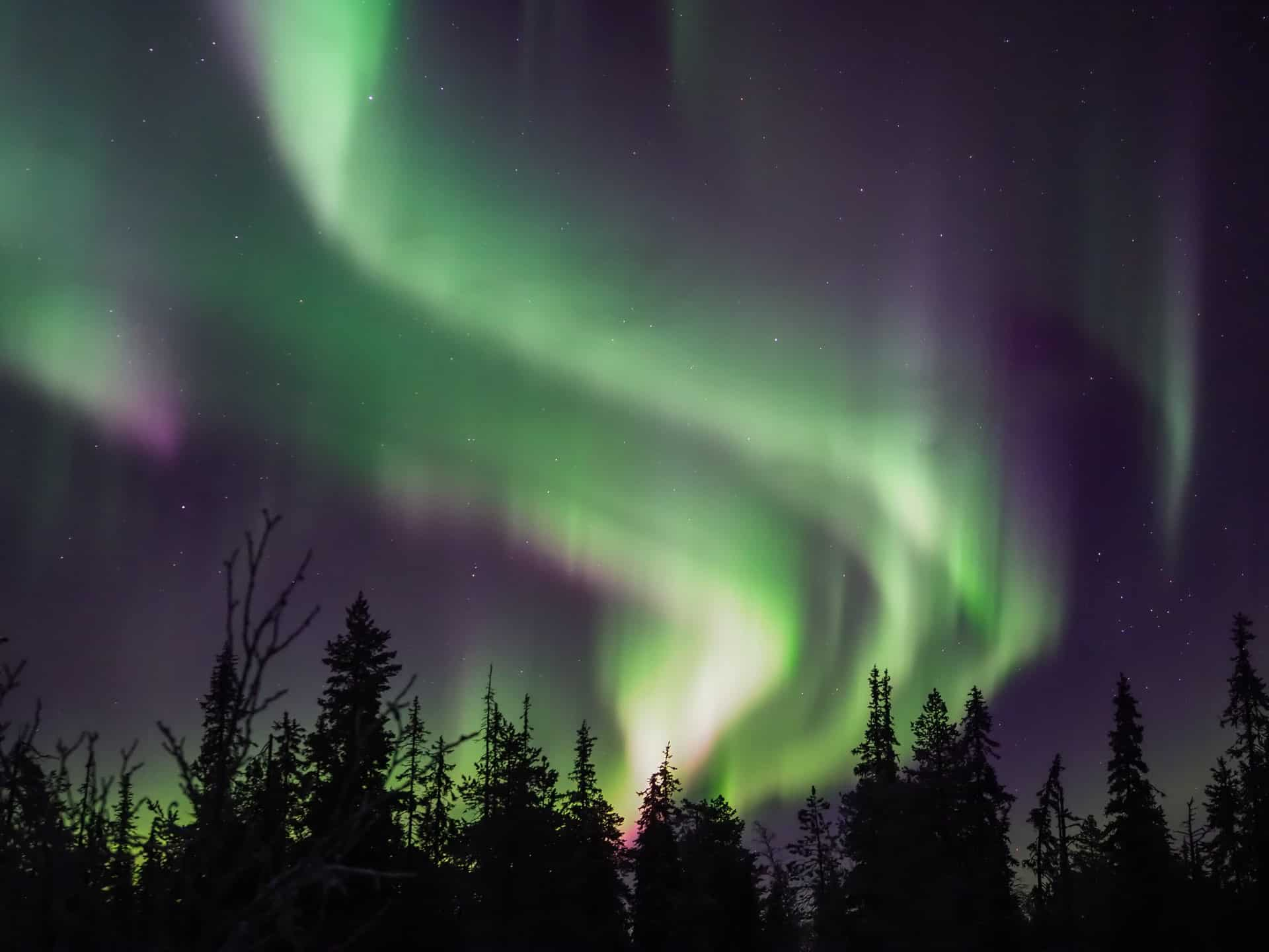 Geomagnetic storm G1